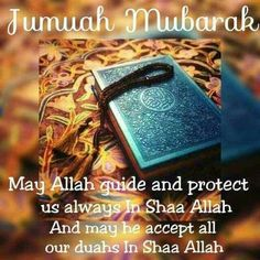 Jumma Mubarak Wishes 2019 With Images & Pictures