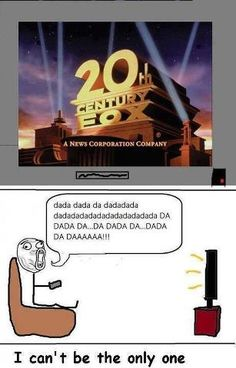 20th Century Fox Song