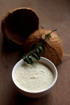 coconut chutney recipes - collection of 12 easy coconut chutney recipes for idli, dosa. coconut chutney goes well with south indian snacks