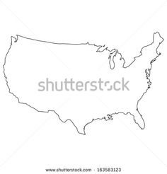 China Political Map Vector Material Free Vector Download Free - Us Map Vector Free Download