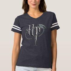 Harry Potter HP Quidditch Logo Tee Shirt