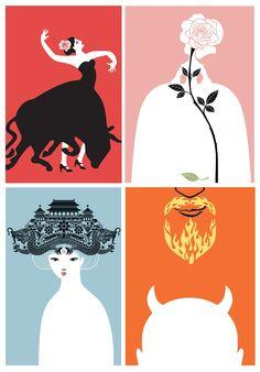 illustration+letterpress: illustration