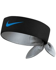 Brand  NEW  w Tags NIKE DRI-FIT HEADBANDS Head Tie Bandana Nadal Federer  Serena 9bbda717898