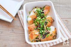 下ごしらえが簡単なタラの切り身を使ったおかずです。調理にオーブンを使いますが、魚焼きグリルやトースターでも作れると思います。