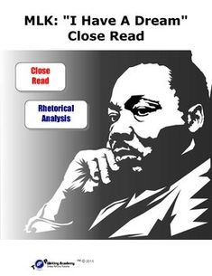 an analysis of the use of rhetorical triangle in the speech of martin luther king jr I have a dream close reading analysis  of the rhetorical triangle and the soaps  a dream speech by dr dr martin luther king jr's i have a.