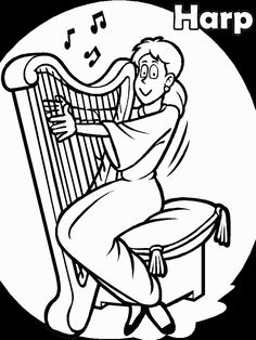 Free Printable Music Coloring Pages For Kids Color This Online Pictures And Sheets A Book Of