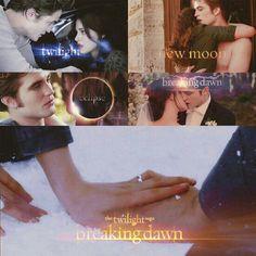 Edward & Bella (Saga Crepúsculo)