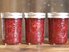 Cranberry Orange Jam with Crystallized Ginger Recipe