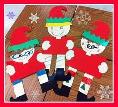 Sunny Days in Second Grade: Elf Watch 2011