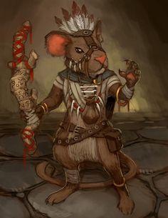 Mice & Mystics: Nere reference
