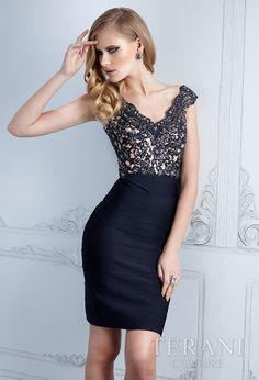 20 Gorgeous Cocktail Dresses For 2014 By Terani