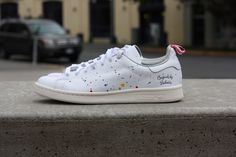 Adidas Originals has once again teamed up with cult Tokyo fashion label Bedwin And The Heartbreakers to produce a limited edition Stan Smith sneaker.