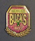 For Sale - Milwaukee Bucks Logo Pin NBA Basketball Lapel or Hat Pin - See More At http://sprtz.us/BucksEBay