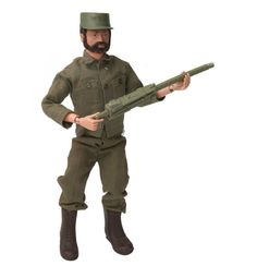 "G.I. Joe, part of 1975's ""Adventure Team"" relaunch, from ""Whatever Happened to Pudding Pops?"""