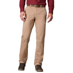 Today Recommend - SONOMA life + style Twill Straight-Fit Flat-Front Pants - Big & Tall, Size: 48X32 (Brown)