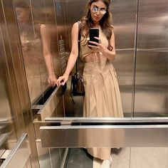 Image may contain: one or more people, people standing, phone, eyeglasses and indoor Beauty And The Beast Wedding Theme, Mouny Roy, Bollywood Actress, Bollywood Style, Summer Dresses, Formal Dresses, Actresses, Indian, Instagram