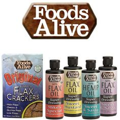 $35 for $50 Coupon for Artisan Crafted Organic Foods from Foods Alive!!  That is a 30% Savings!  Offer ends in 12 days.