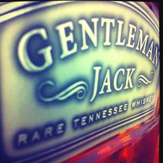 very much a tennessee girl | gentleman jack | perfect for old fashioneds and jack & coke slushes in the summer heat