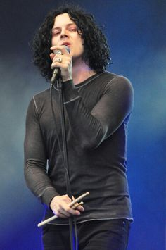 Jackie. Take a look at my Jack White board of over 2.6k pics of this amazing 21st Century Rock God, if you want.