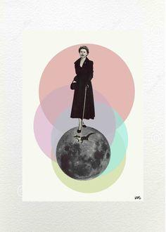 El collage de Lara Lars | No me toques las Helvéticas | Blog sobre diseño gráfico y publicidad