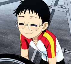 Onoda   Yowamushi Pedal   Anime   (gif)