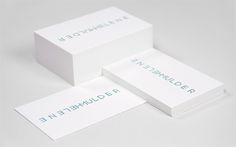 Business card - Helene Mulder Interieurs - by Studio 2 ONS