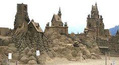 sand castle - Google Search