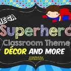 If you are planning on decorating your classroom with superheroes or superhero kids, this pack is for you! 52 pages!