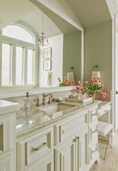bathroom vanity | Marker Girl Home