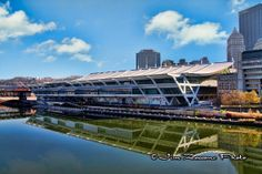 The David L. Lawrence Convention Center - Pittsburgh, PA - 12x8 print Event Guide, Three Rivers, Ohio River, Pittsburgh Pa, Convention Centre, Beautiful Architecture, Pennsylvania, Pens, Pirates