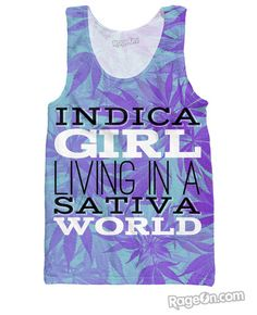 Indica Girl Tank Top
