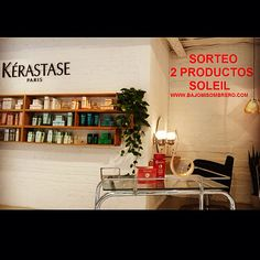 SÍGUENOS EN INSTAGRAM @bajomisombrero y entra en el sorteo de 2 productos @kerastase SOLEIL #segueix #siguenos #sigueme #follow #followme #followus #Barcelona #Bcn #España #look #peluqueria #hairdresser #salon #perruqueria #Blogmoda #moda #fashion #hairfashion #Lescorts #Sants #barna #pelazo