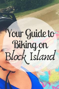 Biking on Block Island (with maps! Block Island Map, Block Island Rhode Island, Rhode Island Beaches, Newport Rhode Island, Rhode Island History, Abandoned Amusement Parks, Day Trip, Places To See, Humor
