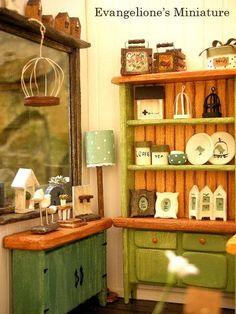 evangelione: Evangelione's Handmade Zakka Store (Dollhouse)