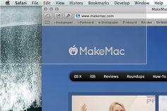 Let's Take a Screenshot !: 4 Ways Take a Screenshot on a Mac