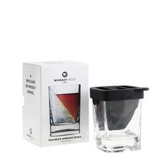 Corkcicle Whiskey Wedge Glass #fathersday #fathersdaygift