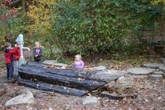 Prospect park adventure playground  Love the outdoorsy concept
