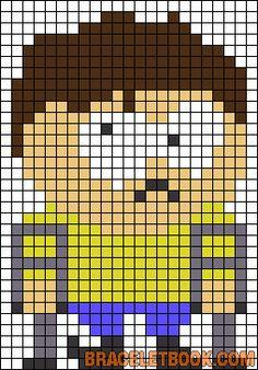 homme - man - point de croix - cross stitch - Blog : http://broderiemimie44.canalblog.com/