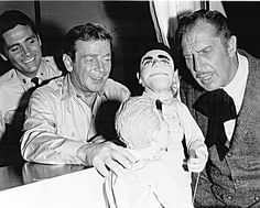Voyage to the Bottom of the Sea David Hedison, Richard Basehart and guest star Vincent Price. (Season Four, 10/1/67): Guest star Vincent Price as puppeteer Professor Multiple. He was expected to present a puppet show for Captain Crane (David Hedison) and the Seaview crew, but instead the puppets came to life to run amok.