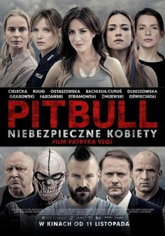 Pitbull Tough Women