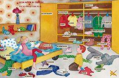 Clothing - in Estonian