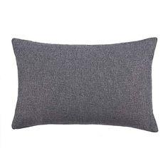 Barkweave Rectangular Cushion | Dunelm