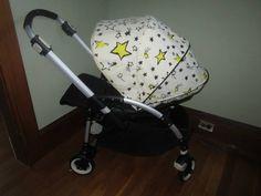 Bugaboo Bee Plus Custom Extendable Canopy like Andy Warhol So Many Stars. | eBay & bugaboo Bee plus Denim | ????????? ? BUGABOO ? ????????? ...