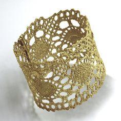 Crochet Jewelry Ideas <3