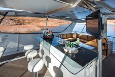 Vacation value, re-invented! The Axiom Star Lake Yacht, the most luxurious houseboat in our fleet, is your ticket to one of the coolest experiences on earth, combining the breathtaking beauty of Lake Powell, peerless comfort of a 5-star hotel, the sleek performance of a luxury yacht plus our most coveted add-ons - with a value of over $3000.