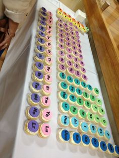 This is the best idea for cupcakes I have ever seen! Mad scientist birthday party anyone?