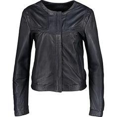 Ink Leather Bomber Jacket 2017 Photos, Tk Maxx, Jacket Style, Handbag Accessories, Bomber Jacket, Women Wear, Leather Jacket, Michael Kors, Photo Blog