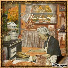 Happy Thanksgiving :) Vintage