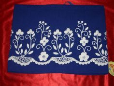 Diy And Crafts, Projects To Try, Tapestry, Embroidery, Tableware, Regional, Art, Kebaya, Tech