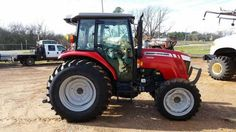 2014 Massey Ferguson 4608 Tractor for sale by owner on Heavy Equipment Registry  http://www.heavyequipmentregistry.com/heavy-equipment/15853.htm